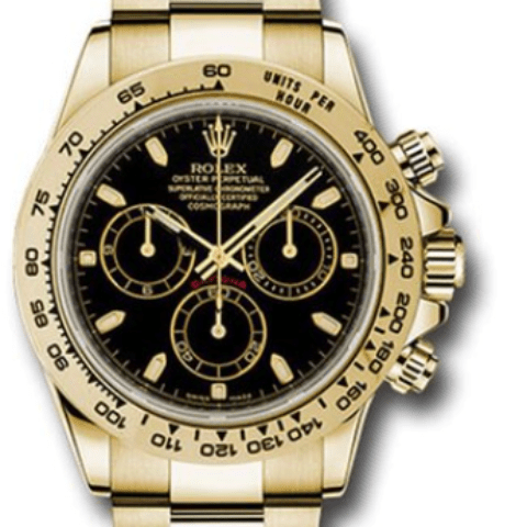 Rolex Daytona Yellow Gold 116508 bki