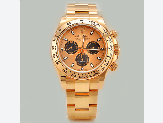 Rolex Daytona / Rose Gold / Paul Newman / 116505 like new