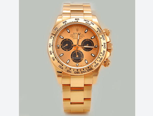 Rolex Daytona / Rose Gold / Paul Newman / 116505