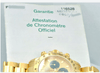 Rolex Daytona Yellow Gold with Paul Newman Dial F series