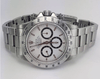 Rolex Daytona Stainless Steel White Dial REF:16520 - SEA Wave Diamonds