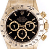 Rolex Cosmograph Zenith Daytona yellow gold 18k - SEA Wave Diamonds