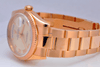 Rolex Day Date Presidential 118235 18k Pink gold Rose Oyster - SEA Wave Diamonds