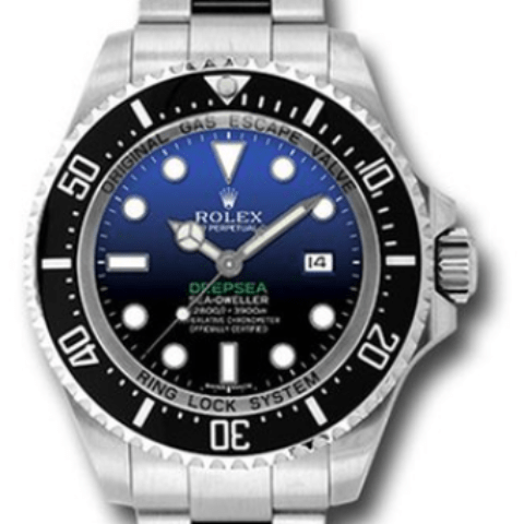 Rolex Sea-Dweller DEEP-SEA 116660 dbl