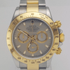 Rolex Daytona 2-Tone Steel Grey Dial REF: 116523 - SEA Wave Diamonds