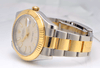 Rolex DateJust II / Two-Tone White Dial with Sticks 18k