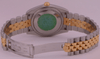 Rolex Datejust 36mm/Steel and Gold/Yellow Gold Fluted Bezel/116233