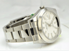 Rolex DateJust II / White Dial / Stainless Steel Domed Bezel - SEA Wave Diamonds