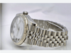 Rolex DateJust Stainless Steel, White Roman, Papers, Scramble - SEA Wave Diamonds