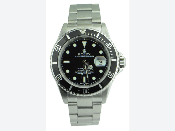 Rolex Submariner Stainless Steel REF:16610