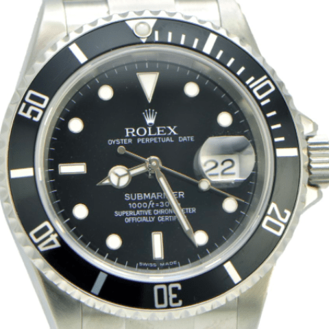Rolex Submariner Collectors Edition F Series Great Condition