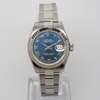 Rolex Lady Oyster Perpetual 26mm 18K Fluted Bezel REF: 177200