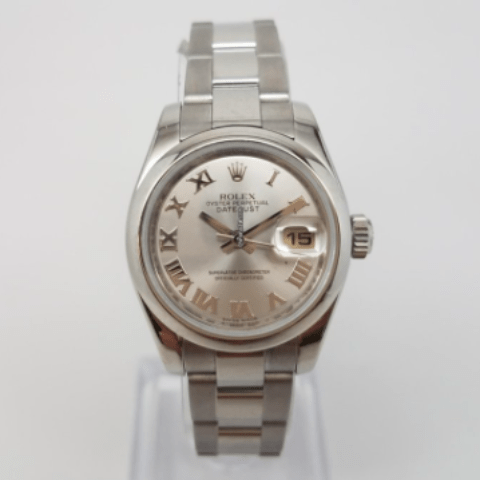 Rolex Oyster Perpetual Lady-Datejust REF:179160 - SEA Wave Diamonds