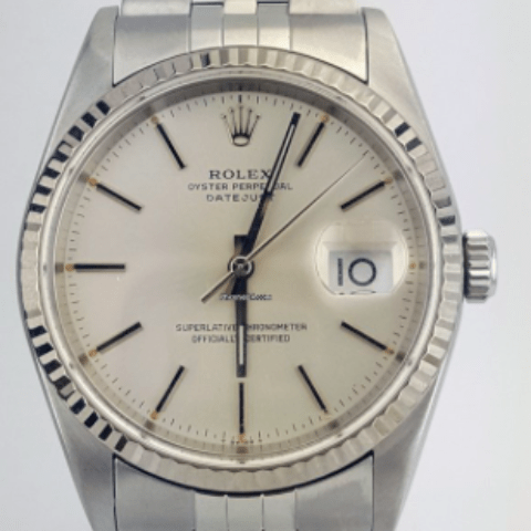 Rolex Datejust/36mm/Jubilee Bracelet/Fluted Bezel/Staineless Steel