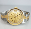 Rolex 2-Tone Datejust Ladies with Jubilee Bracelet - SEA Wave Diamonds
