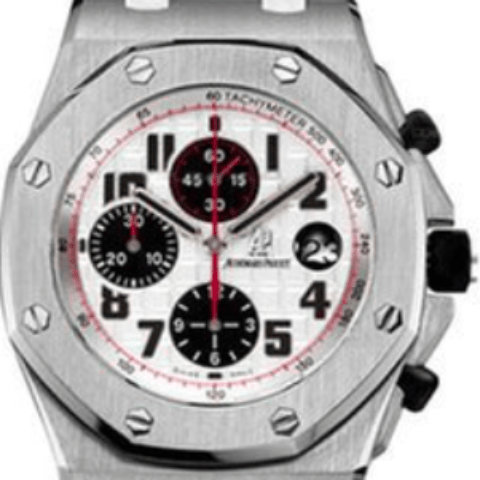 Audemars Piguet Royal Oak Offshore Chronograph - SEA Wave Diamonds