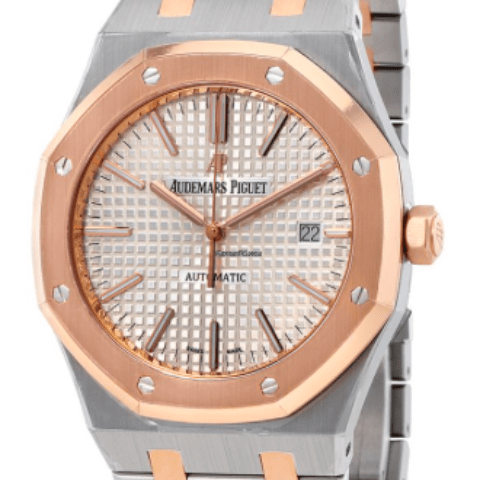 Audemars Piguet Royal Oak Automatic - SEA Wave Diamonds