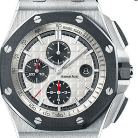 Audemars Piguet Prestige Sports Collection RoyalOak Offshore - SEA Wave Diamonds