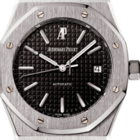 Audemars Piguet Royal Oak Date 15300ST.OO.1220ST.03 - SEA Wave Diamonds