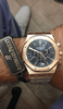 Audemars Piguet ROYAL OAK CHRONOGRAPH 41mm Reference 26320OR.OO.1220OR.01 - SEA Wave Diamonds
