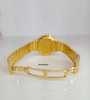 Cartier Cougar Lady's Yellow Gold w/Factory Diamond Bezel and Case - SEA Wave Diamonds