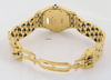 Cartier Cougar yellow gold large size 33mm - SEA Wave Diamonds