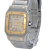 Cartier Santos Galbee 2319 2-Tone 18k and Steel - SEA Wave Diamonds
