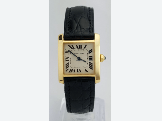 Cartier tank franchise 1821