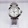 Cartier Pasha C White Dial - SEA Wave Diamonds