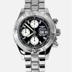 Breitling Superocean Chronograph II - SEA Wave Diamonds