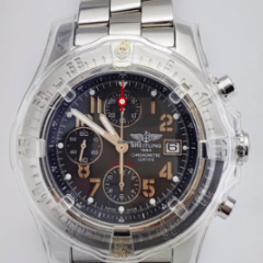 Breitling Avenger Stainless Steel REF:A1338012/F547 - SEA Wave Diamonds