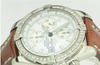 Breitling Chronomat Evolution/Original Diamond Bezel/REF: A13356 - SEA Wave Diamonds