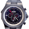 Breitling Bentley GT Midnight Carbon on Rubber Strap M47362