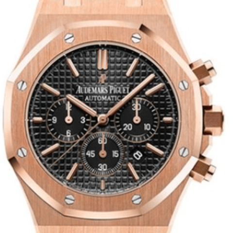 Audemars Piguet Royal Oak Chronograph - SEA Wave Diamonds