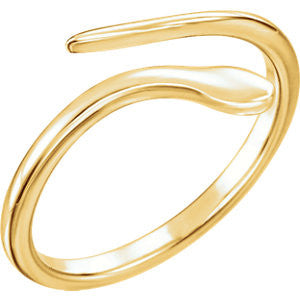 Snake Ring - SEA Wave Diamonds