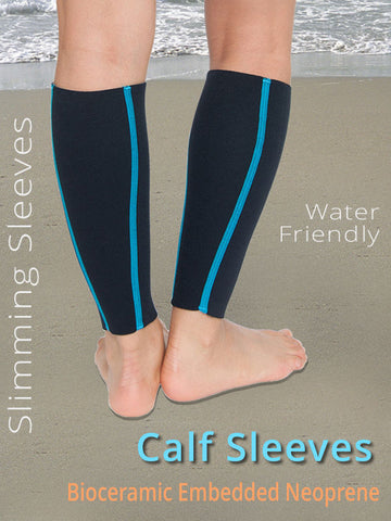 Bioceramic Neoprene Calf Sleeves
