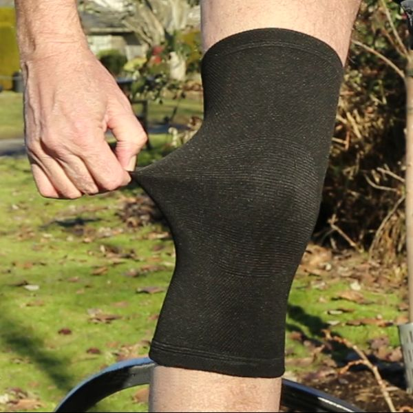 Stretchy Far Infrared Tourmaline Knee Band Supports