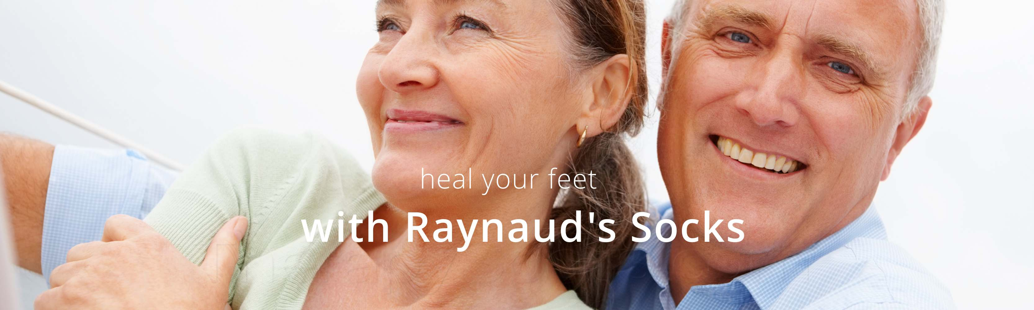 Help Treat Raynaud's Syndrome in your feet with these Far Infrared Socks