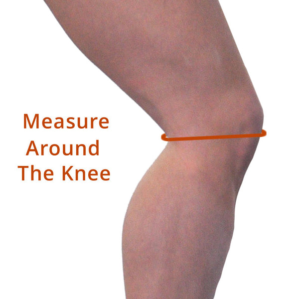 Measure for Knee Support