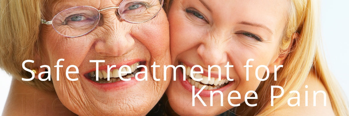 Safe Treatment for Knee Pain