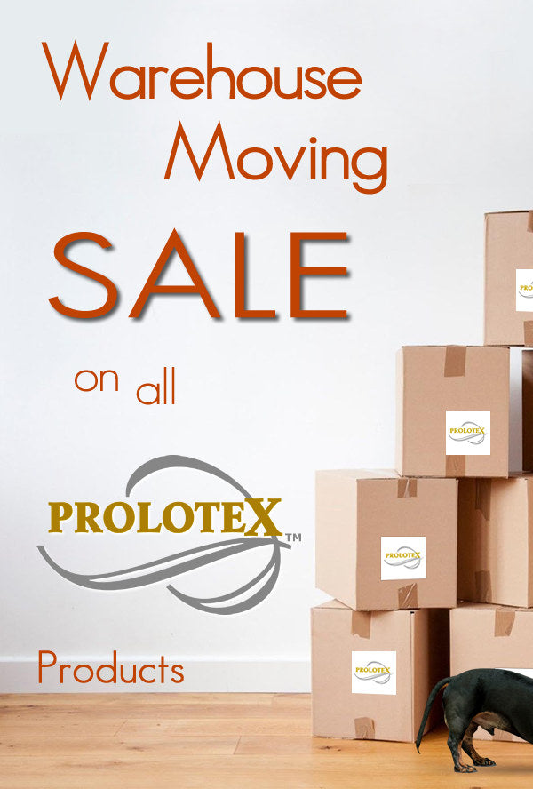 Prolotex Warehouse Moving Sale