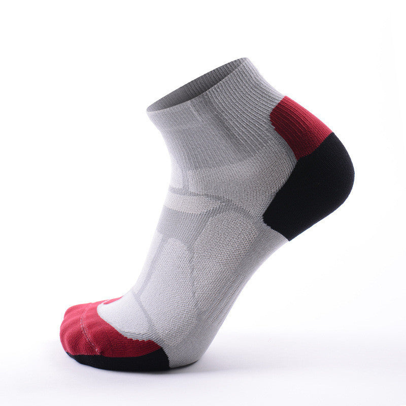 CoolMax Compression Sports Socks Gray