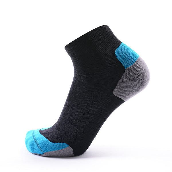 Black CoolMax Compression Sports Socks