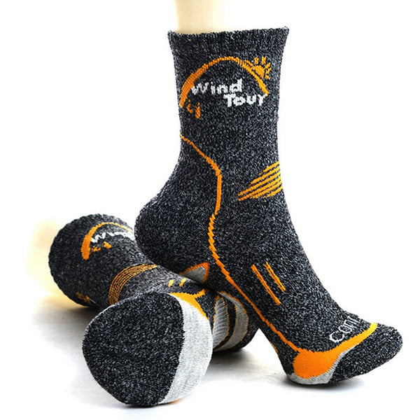 Warm & Cozy CoolMax Thermal Socks