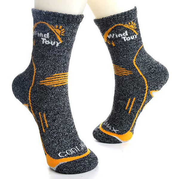 dark grey Warm & Cozy CoolMax Thermal Socks