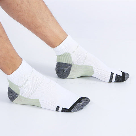Best Support for the Arch of Your Foot with Compression Ankle Socks for Plantar Fasciitis
