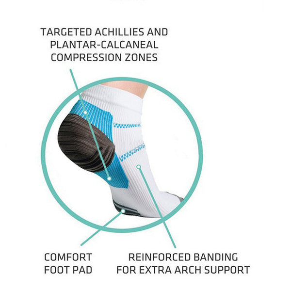 Features of the Plantar Fasciitis Socks