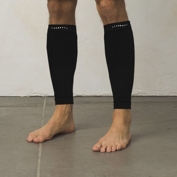 Circulation Calf Bands in Black
