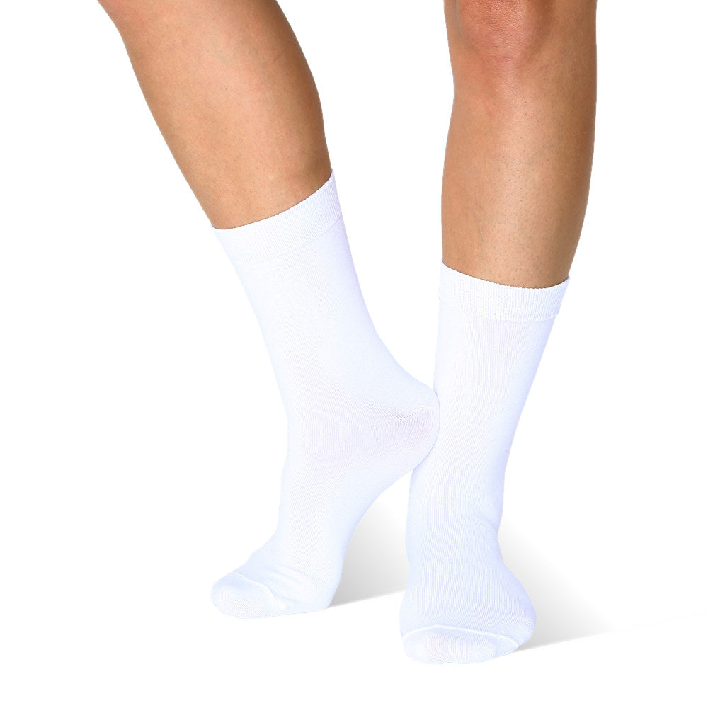 Infrared Circulation Crew Socks
