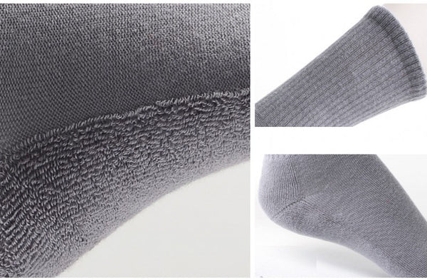 Soft Terry Sole Cotton Terry-Loop Socks